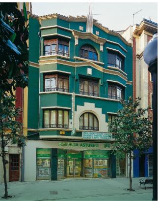 Agencia Asturias, Inmobiliaria del Norte de España