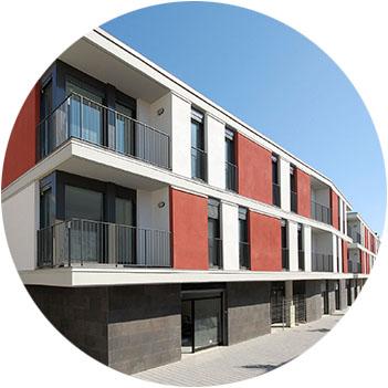 Agencia Asturias, Servicios inmobiliarios